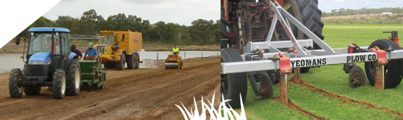 Commercial turf suppliers - Murrayland Turf